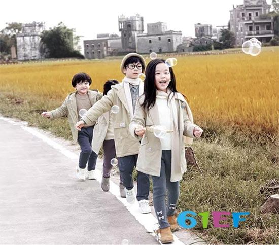 加盟就选森虎儿童装品牌 让成功更近一步