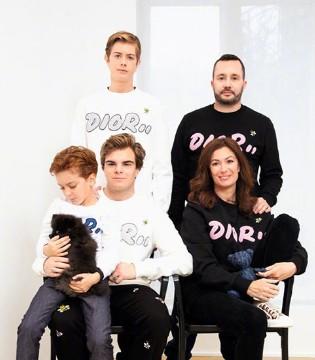 """Baby Dior限定系列 大小""""玩童""""一起嗨"""