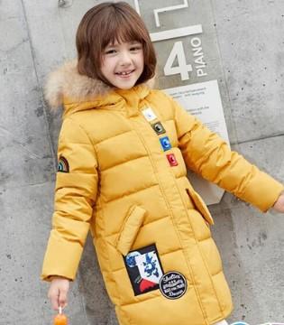 呗呗熊童装品牌 2019创业就选它了