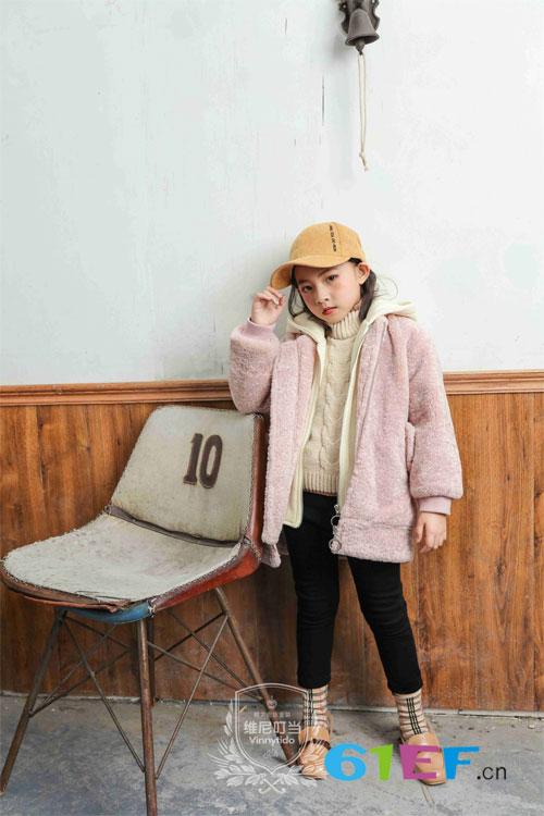 维尼叮当童装:甜美系女孩不可以错过的冬日大衣