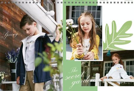 SPRING 2019 | 一起来贝拉的奇幻花园探险吧