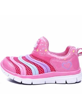 时尚耐穿毛毛虫童鞋 让宝贝舒适走好每一步