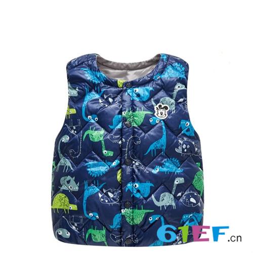 冬季潮童时尚保暖穿搭 让宝贝更出彩