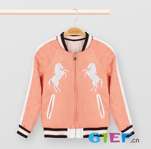 法国时尚品牌Chloé全新童装系列上市 时尚前卫