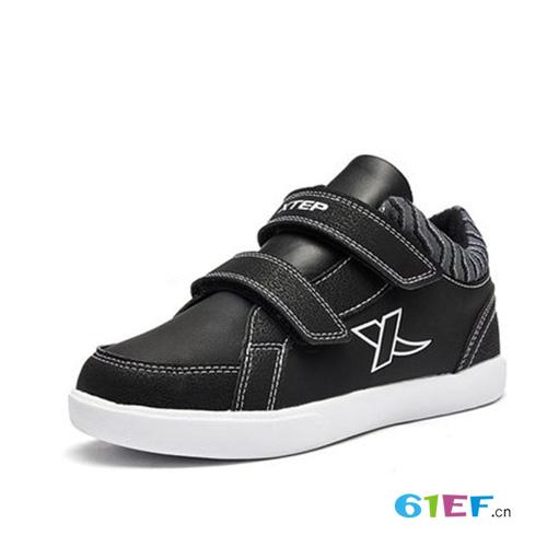 特步运动休闲鞋 轻便高弹舒适又保暖