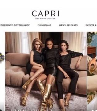 Michael Kors收购Versace完成 公司正式更名为Capri