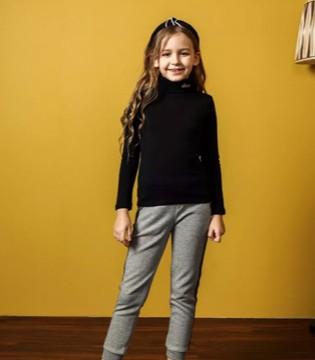 HAZZYS kids专题丨大繁至简之高领衫