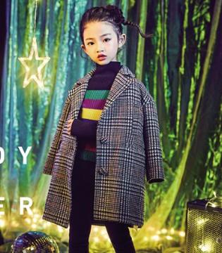 秋冬显气质的女童外套 萌宝们值得拥有