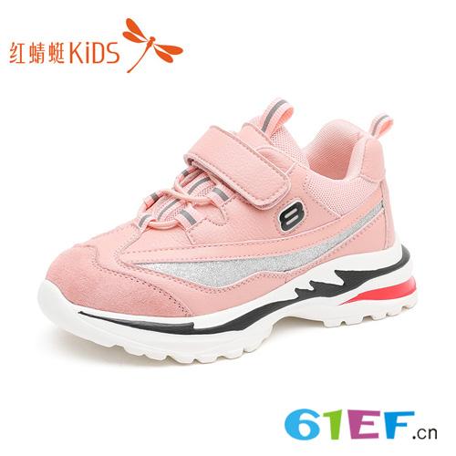 红蜻蜓休闲运动鞋 是宝贝新年的百搭神器