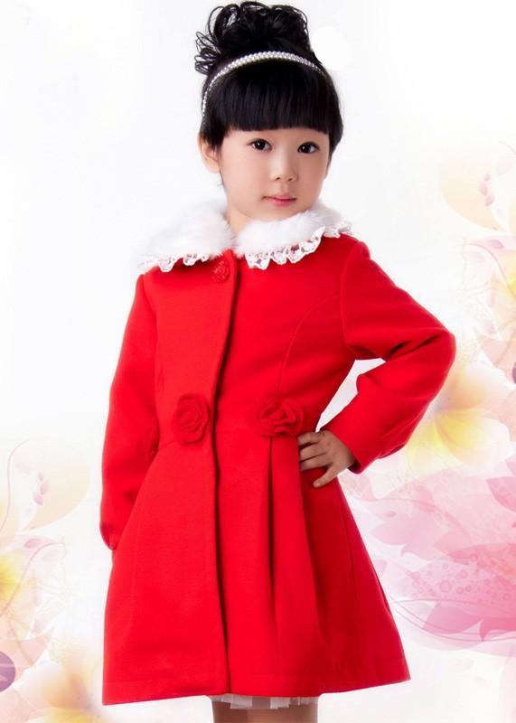 新年就要穿新衣服 小神童童装让你红红火火过新年