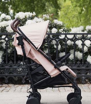 Elodie Details品牌斯德哥尔摩婴儿车3.0版本到