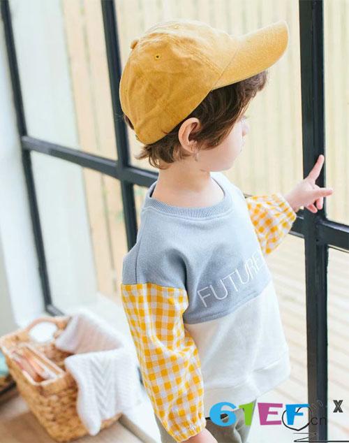 木言汀童装:致力于给孩子打扮得有潮流感的童装品牌
