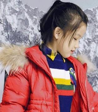 孩子们喜欢的保暖利器一直都是小神童羽绒服