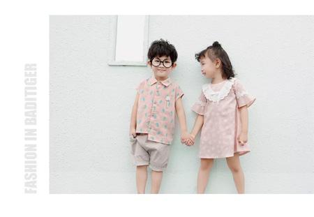 巴迪小虎童装全国各门店2019春夏上新啦!重磅开抢!