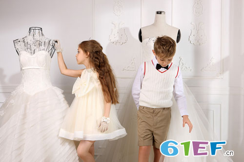 想要开店更轻松 不妨加入到伊顿风尚童装品牌