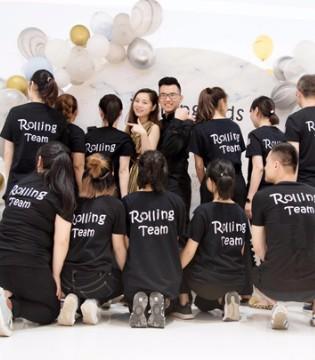 新的一年  愿宝贝们能陪伴RollingKids一起成长!