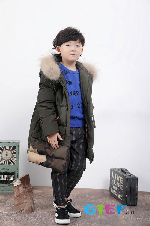 班吉鹿长款羽绒服 让你在这个冬季不再害怕严寒