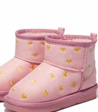 做冬季的甜心小公主 保暖童鞋大盘点