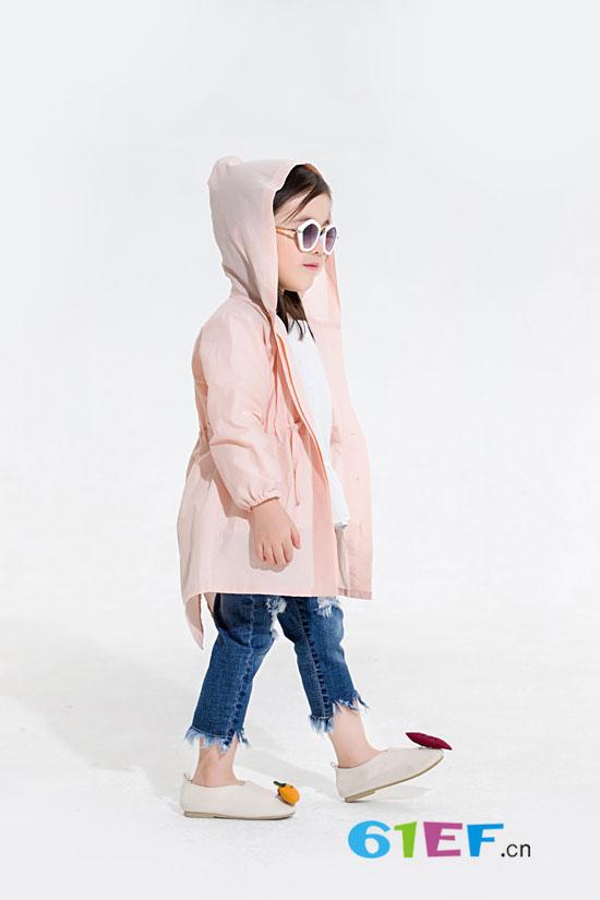 安米莉童装品牌再次与品牌童装网达成合作啦