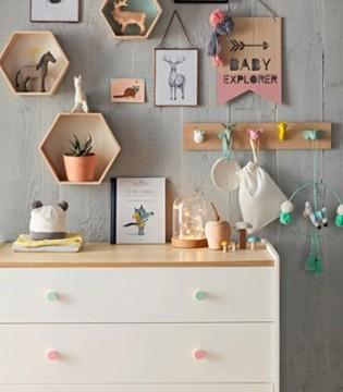 英国品牌Vertbaudet家居系列装点你的家 增添更多趣味