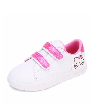 Hello Kitty凯蒂猫百搭小白鞋 轻便舒适潮