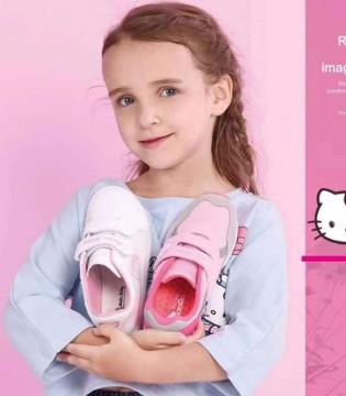 凯蒂猫休闲小白鞋 让公主舒适又百搭