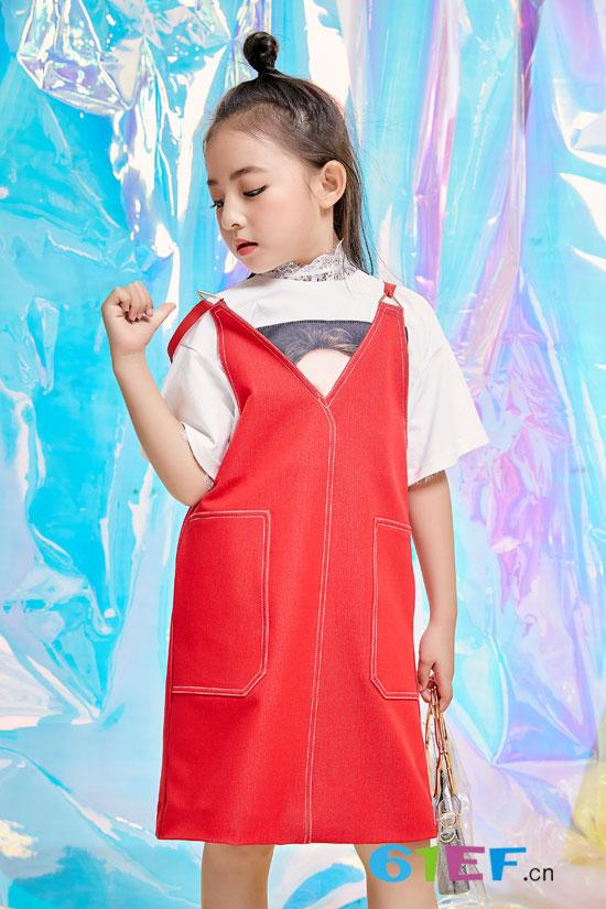 欧卡星春装上线 潮酷美丽惹人注目!