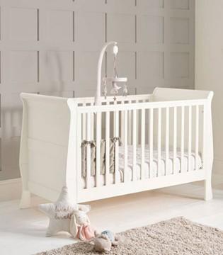 英国品牌Mamas & Papas婴儿床系列 解救你的选择困难症