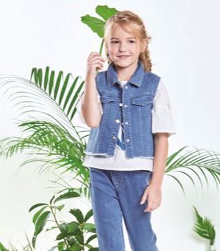潮童时尚新潮流穿搭 点缀时尚童年色彩