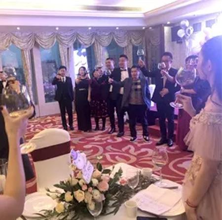"""""""蓄势待发 璀璨绽放""""2019洛克泰迪红酒晚宴圆满落幕"""