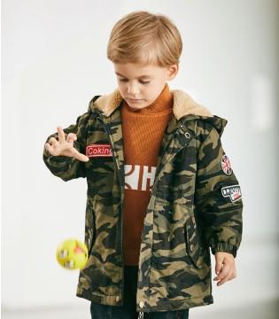 可趣可奇童装:时尚又新颖的三款羽绒服 你值得拥有