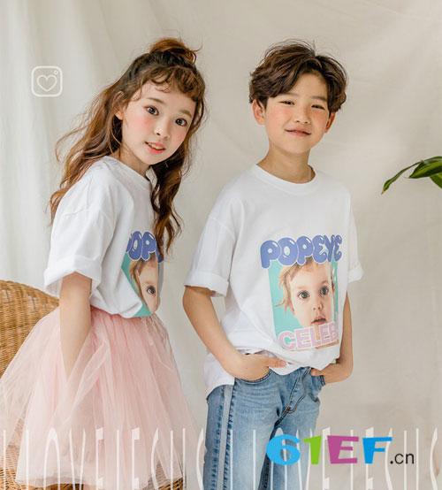 时尚又潮流的拉酷儿童装 轻松给你带来高级的质感