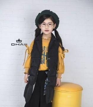东宫皇子童装:让爱美的小孩子 在秋冬季节也不失美丽