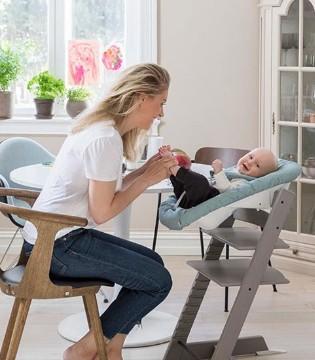 挪威品牌Stokke全新Tripp Trapp初生婴儿套件上市