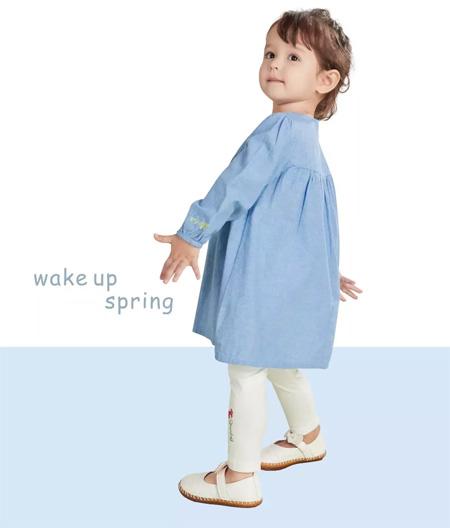 春装上新 与婴姿坊一起 wake up spring
