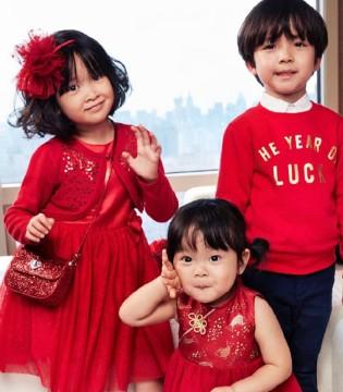 H&M中国新年系列萌动上市 将欢乐的气氛点亮