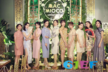 MAC・MIOCO品牌童装祝您新年快乐 幸福年年