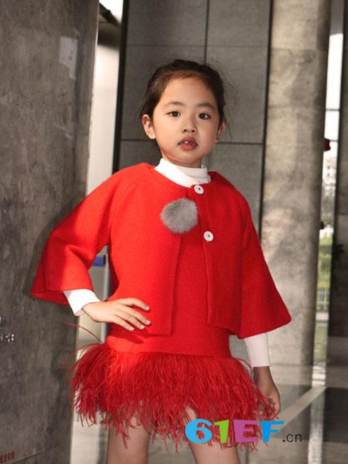 可米芽童装:轻松打造清新甜美的小公主