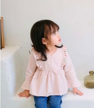 木言汀童装:清新又甜美的冬装来袭