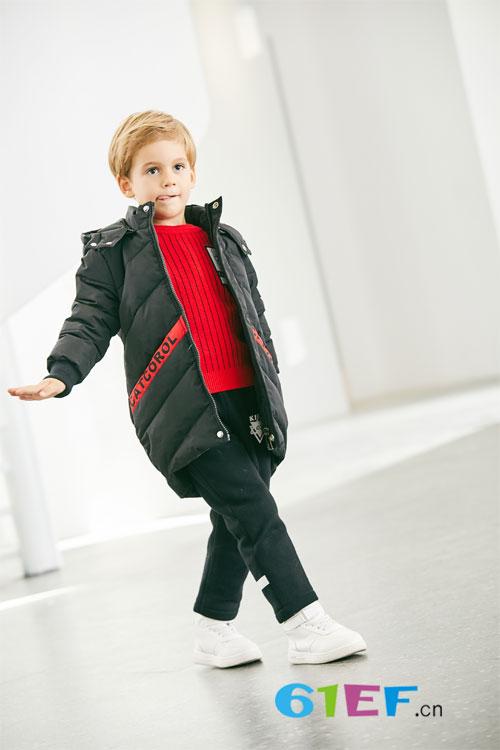 来一件可趣可奇 让孩子们轻松拥抱时尚与新潮