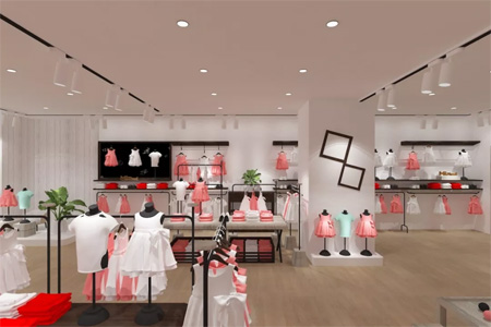 喜报!喜报!深圳两家350平米芝儿旗舰店即将开业