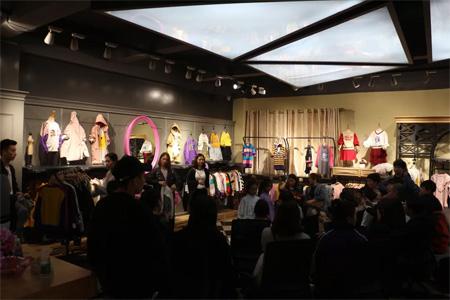 图零钱2019夏季品鉴会 将在广州海兵服饰展厅举行