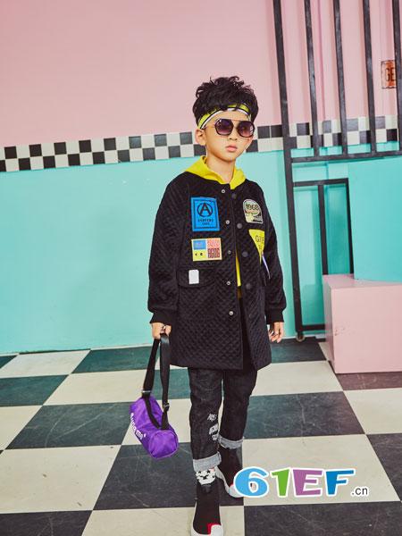 叽叽哇哇童装品牌 2019给你带来新的旅程