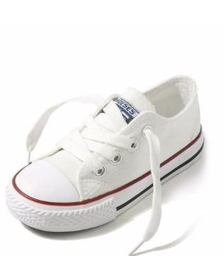 儿童春季时尚帆布鞋 百搭轻便更养脚