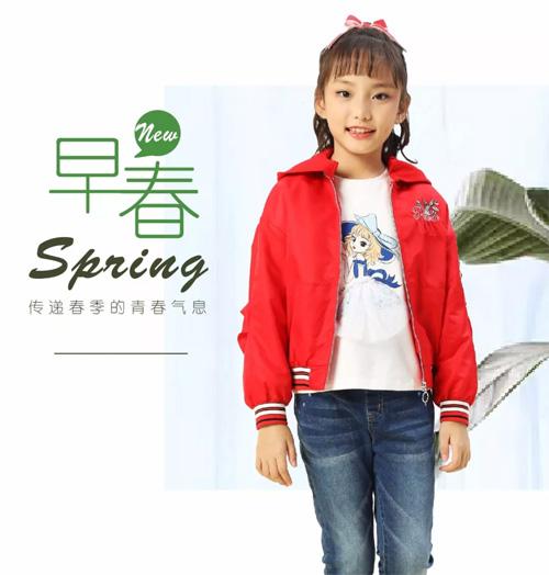 SPRING NEW ARRIVAL|刷新萌娃的早春装备!