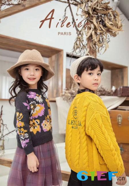 爱蕾儿&NC2019秋冬季中大童新品发布会即将盛大开启