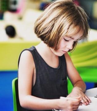 孩子为什么害羞? 让内向的孩子正确看待自己