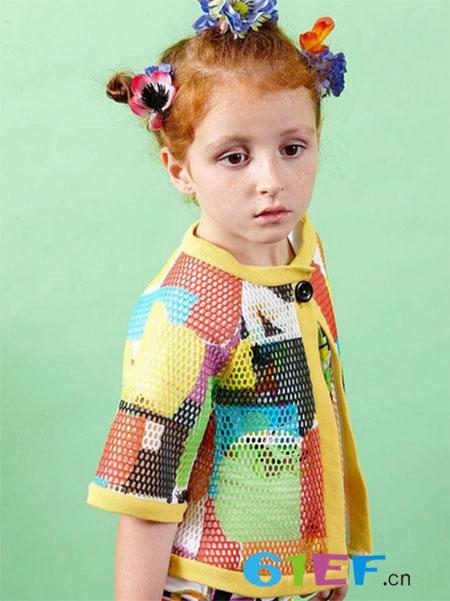 意大利奢华童装品牌QUIS QUIS推出趣味十足的全新系列