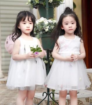 时尚优雅连衣裙 圆宝贝小小公主梦