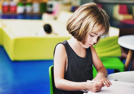 该对孩子的学习放任自由吗 看了这些你就知道了